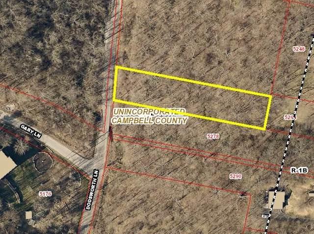 Dodsworth Lane, Cold Spring, KY 41076 (MLS #537416) :: Mike Parker Real Estate LLC