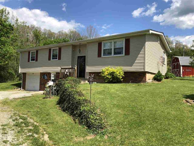 93 Monterey, Owenton, KY 40359 (MLS #537571) :: Mike Parker Real Estate LLC