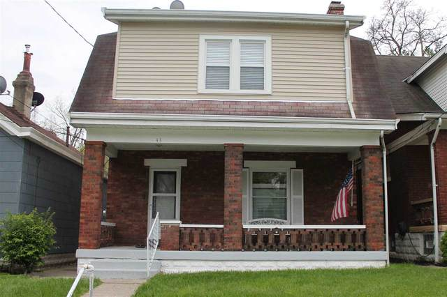 43 41 Street, Covington, KY 41015 (MLS #537645) :: Mike Parker Real Estate LLC