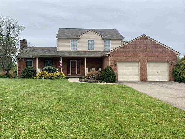 114 Beverly Lane, Dry Ridge, KY 41035 (MLS #537735) :: Mike Parker Real Estate LLC