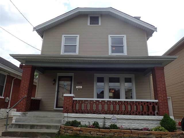 1811 Euclid Avenue, Covington, KY 41014 (MLS #537736) :: Mike Parker Real Estate LLC