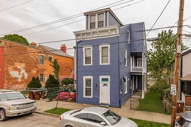 307 W 7th Street, Covington, KY 41011 (MLS #537773) :: Mike Parker Real Estate LLC