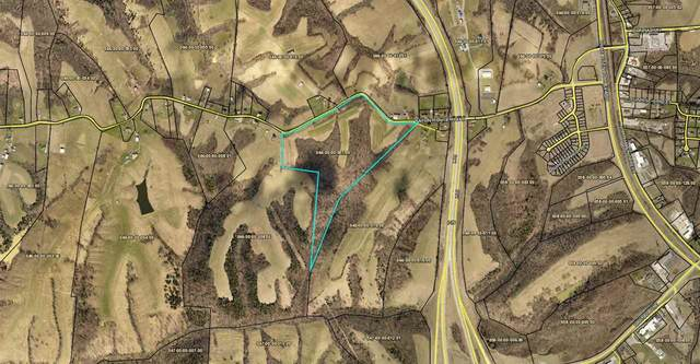 54.80 AC Baton Rouge Road, Williamstown, KY 41097 (MLS #537781) :: Mike Parker Real Estate LLC