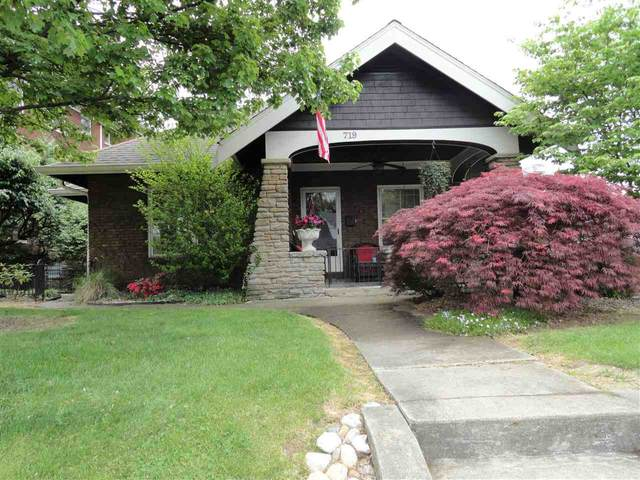 719 S Fort Thomas Avenue, Fort Thomas, KY 41075 (MLS #537786) :: Caldwell Group