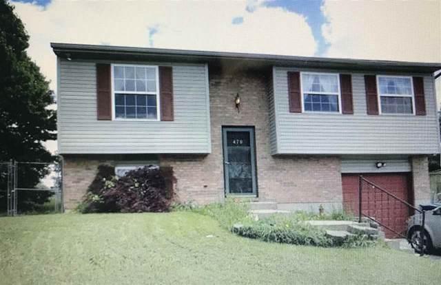 470 Spillman, Dry Ridge, KY 41035 (MLS #537865) :: Mike Parker Real Estate LLC