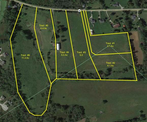 11.35 acres Route 16, Warsaw, KY 41095 (MLS #537937) :: Caldwell Group