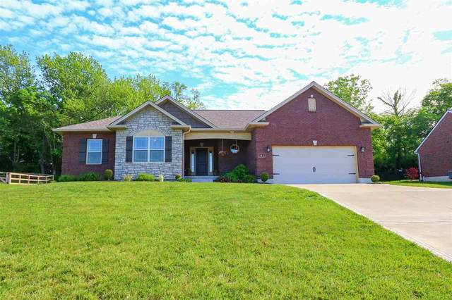 145 Liza Lane, Crittenden, KY 41030 (MLS #537939) :: Mike Parker Real Estate LLC
