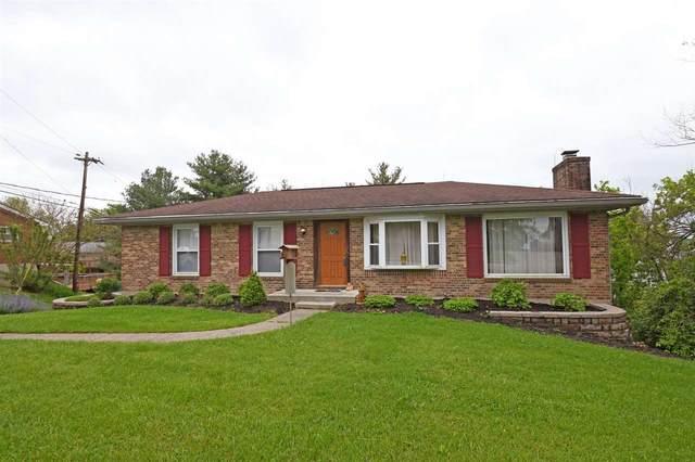 1369 Poplar Ridge Road, Alexandria, KY 41001 (MLS #538004) :: Mike Parker Real Estate LLC