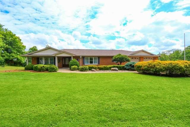 452 Gilbert Ridge Road, Alexandria, KY 41001 (MLS #538046) :: Mike Parker Real Estate LLC