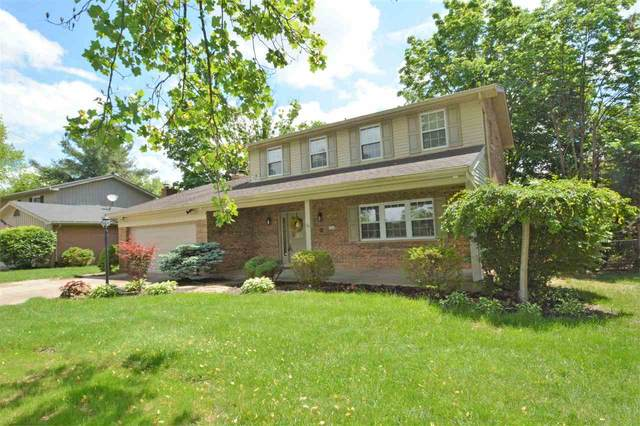 744 Meadow View Drive, Villa Hills, KY 41017 (MLS #538051) :: Caldwell Realty Group