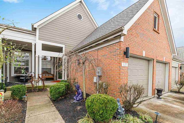 127 W Maple Avenue #127, Fort Mitchell, KY 41011 (MLS #538089) :: Mike Parker Real Estate LLC