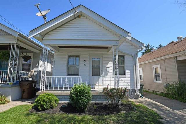 26 E 42nd, Covington, KY 41015 (MLS #538120) :: Mike Parker Real Estate LLC