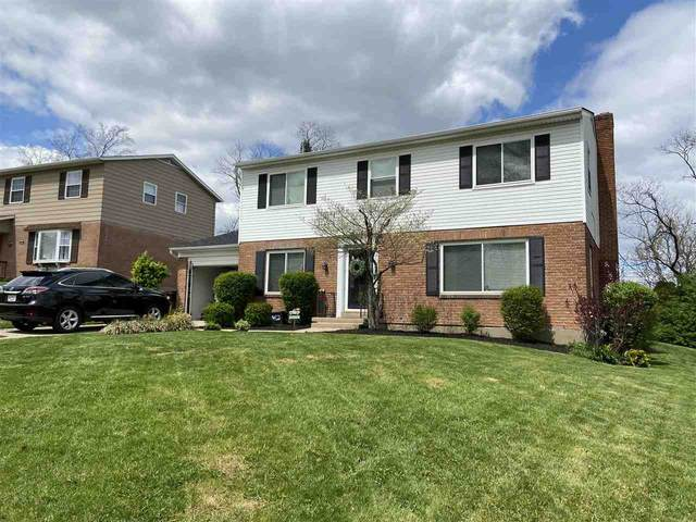 2822 Campus Drive, Crestview Hills, KY 41017 (MLS #538184) :: Caldwell Realty Group