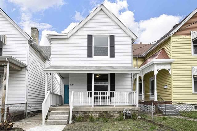 121 Ward Avenue, Bellevue, KY 41073 (MLS #538362) :: Mike Parker Real Estate LLC