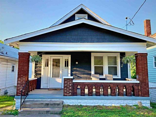 42 Highway Avenue, Ludlow, KY 41016 (MLS #538610) :: Mike Parker Real Estate LLC