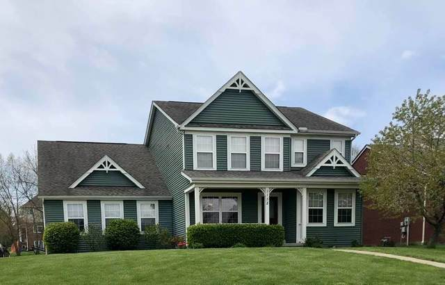 1158 Appomattox Drive, Florence, KY 41042 (MLS #538717) :: Mike Parker Real Estate LLC