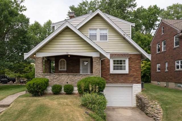 78 S Crescent Avenue, Fort Thomas, KY 41075 (MLS #538792) :: Mike Parker Real Estate LLC