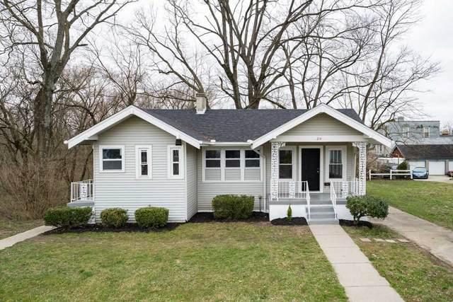214 Lake Street, Ludlow, KY 41016 (MLS #538817) :: Mike Parker Real Estate LLC