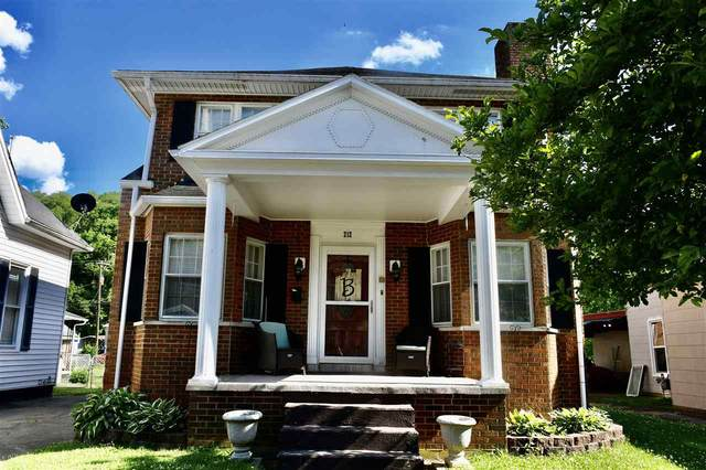 212 E 4th Street, Augusta, KY 41002 (MLS #538863) :: Mike Parker Real Estate LLC