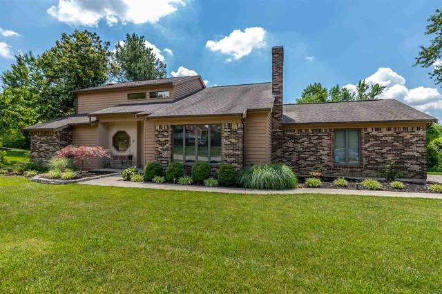 16 Orchard Terrace, Highland Heights, KY 41076 (MLS #538867) :: Mike Parker Real Estate LLC
