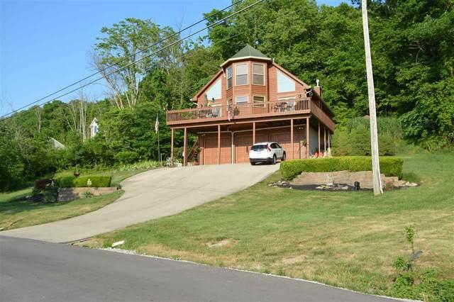 9500 Lower River Road, Burlington, KY 41005 (MLS #538893) :: Mike Parker Real Estate LLC