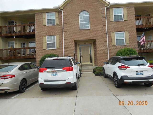 22 Highland Meadows Circle #12, Highland Heights, KY 41076 (MLS #538987) :: Mike Parker Real Estate LLC