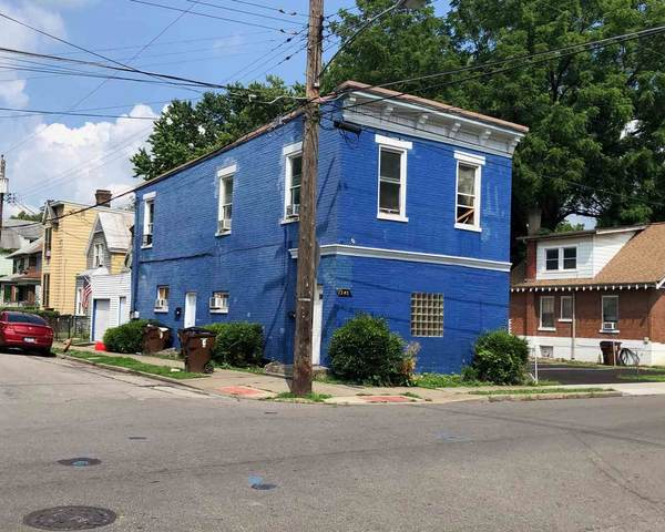 1345 Garrard Street, Covington, KY 41011 (MLS #539284) :: Mike Parker Real Estate LLC