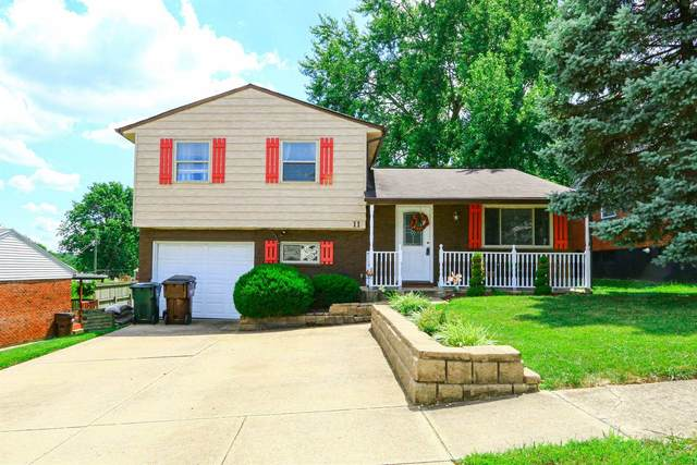 11 Cobbler Court, Elsmere, KY 41018 (MLS #539492) :: Apex Group