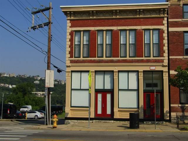 201 Fairfield Avenue, Bellevue, KY 41073 (MLS #539493) :: Mike Parker Real Estate LLC