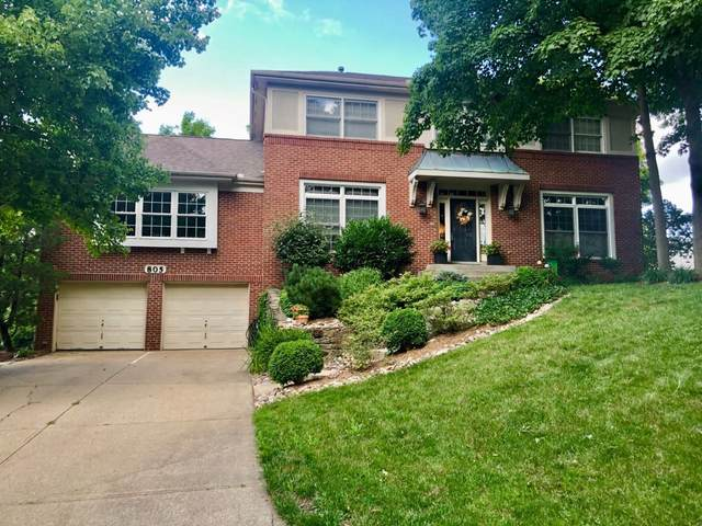 805 Flourney Court, Crescent Springs, KY 41017 (MLS #539553) :: Caldwell Group