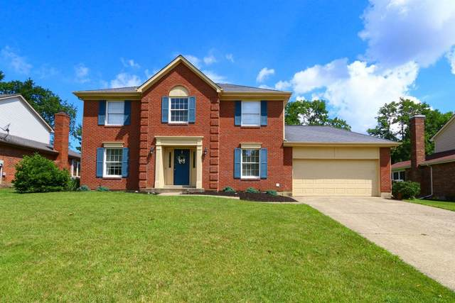 2480 High Crossing Drive, Crescent Springs, KY 41017 (MLS #539571) :: Caldwell Group