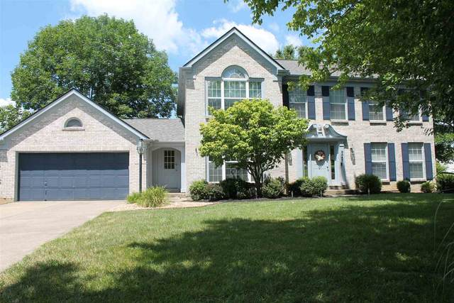 8547 Woodcreek Drive, Florence, KY 41042 (MLS #539607) :: Apex Group