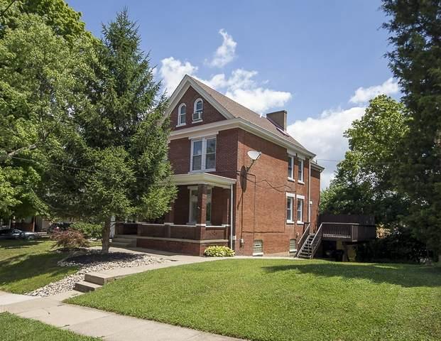 236 Ridgeway Avenue, Southgate, KY 41071 (MLS #539613) :: Mike Parker Real Estate LLC