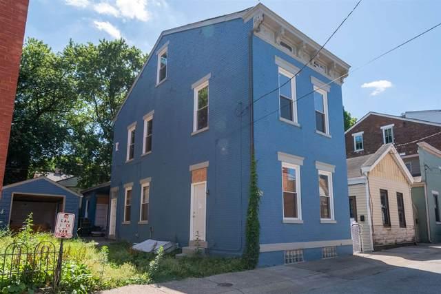 814 Perry Street, Covington, KY 41011 (#540090) :: The Chabris Group