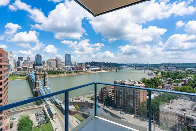 1 Roebling Way #1705, Covington, KY 41011 (#540113) :: The Chabris Group