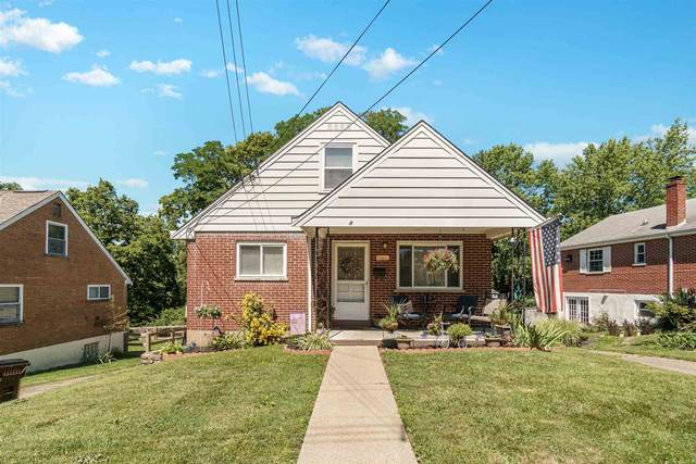8 Toni Terrace, Fort Thomas, KY 41075 (MLS #540168) :: Mike Parker Real Estate LLC