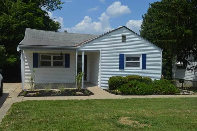 227 Blossom Lane, Southgate, KY 41071 (MLS #540189) :: Mike Parker Real Estate LLC