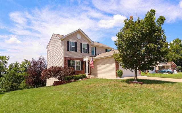 2744 Pebble Creek Way, Florence, KY 41042 (MLS #540212) :: Mike Parker Real Estate LLC