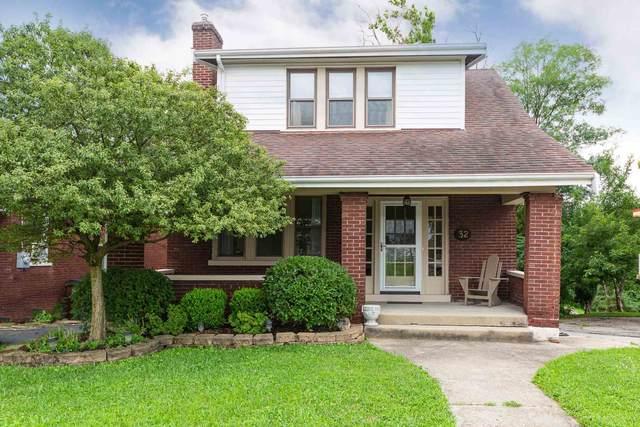 32 Miller Lane, Fort Thomas, KY 41075 (MLS #540294) :: Mike Parker Real Estate LLC