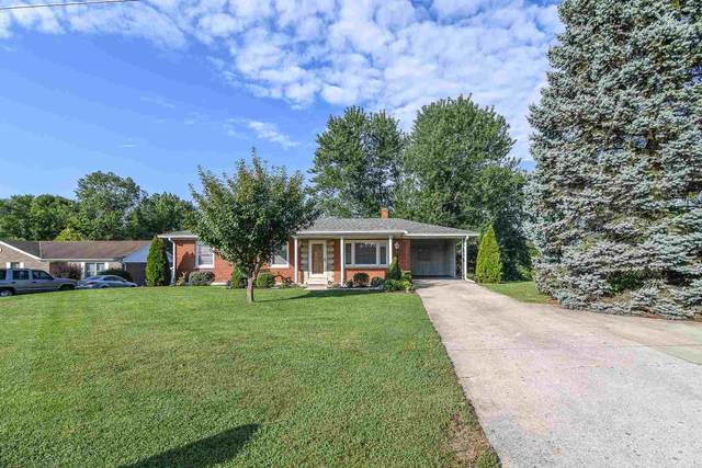 245 Reeves Road, Dry Ridge, KY 41035 (MLS #540310) :: Mike Parker Real Estate LLC