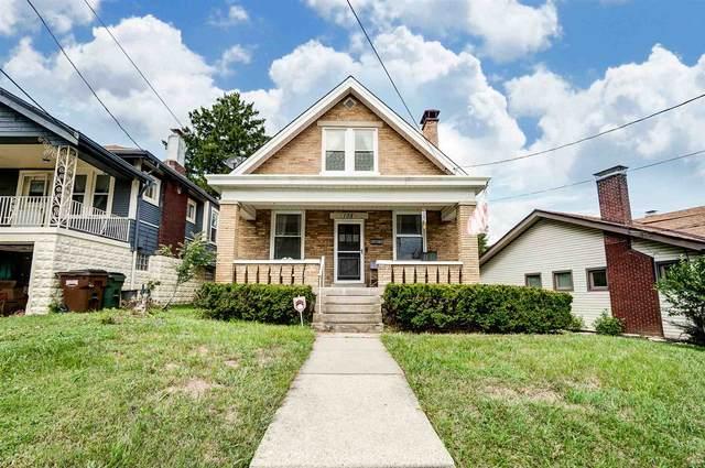 108 Harvard Place, Southgate, KY 41071 (MLS #540358) :: Mike Parker Real Estate LLC