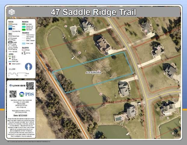 47 Saddle Ridge Trail, Alexandria, KY 41001 (#540461) :: The Chabris Group