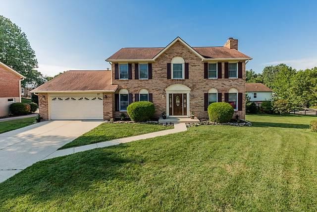 37 Red Clover Court, Florence, KY 41042 (MLS #540494) :: Mike Parker Real Estate LLC