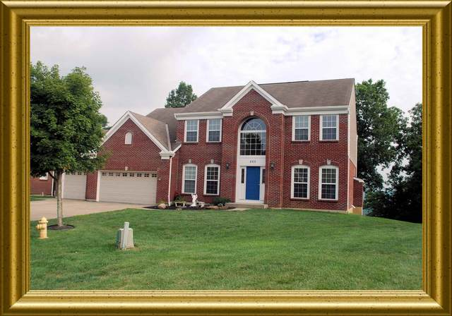 265 Ridgepointe Drive, Cold Spring, KY 41076 (MLS #540748) :: Apex Group