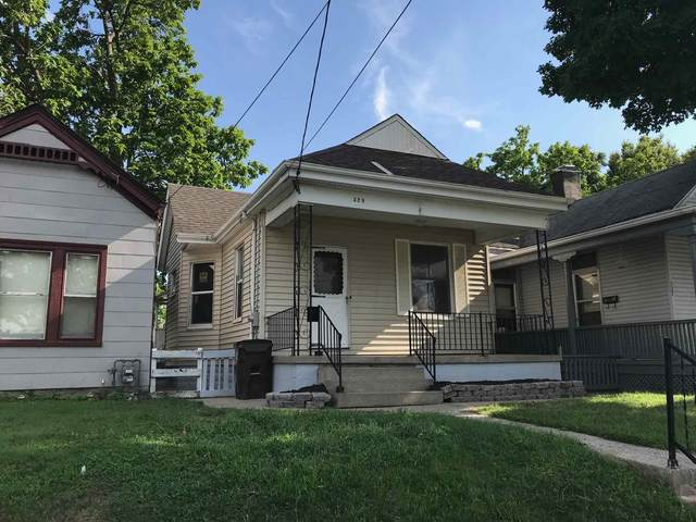 329 E 40th Street, Latonia, KY 41015 (MLS #540843) :: Caldwell Group