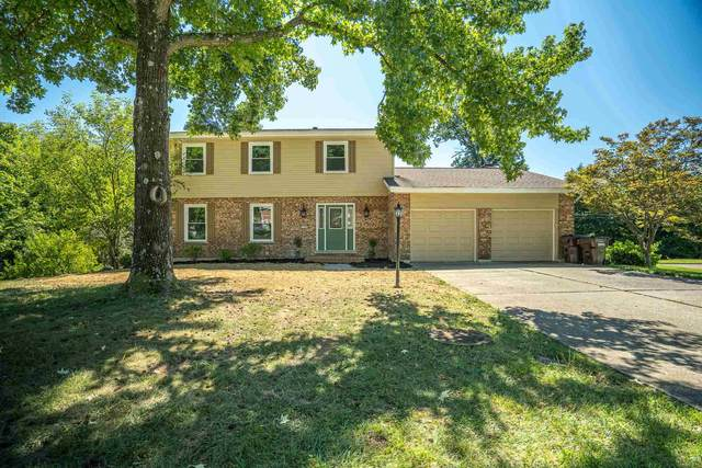 222 W. Dilcrest Circle, Florence, KY 41042 (MLS #541062) :: Caldwell Group