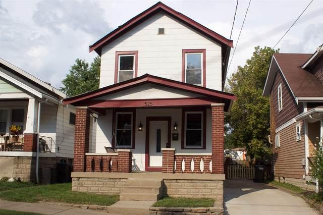 525 Berry Avenue, Bellevue, KY 41073 (MLS #541124) :: Mike Parker Real Estate LLC