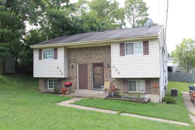 202-204 Floral Street, Elsmere, KY 41018 (MLS #541243) :: Mike Parker Real Estate LLC