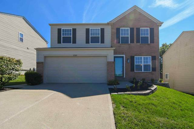 2289 W Horizon Drive, Hebron, KY 41048 (MLS #541291) :: Mike Parker Real Estate LLC