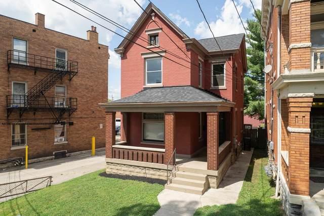 14 Wallace Avenue, Covington, KY 41014 (MLS #541293) :: Caldwell Group